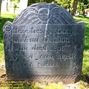"""""""Lady"""" Anne Borodell Denison"""
